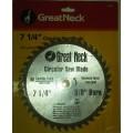 Circular Saw Blade -G/NECK