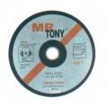 """7"""" X 1/16"""" X 7/8 S.Thin M. Cutting Disc- BROWNS"""